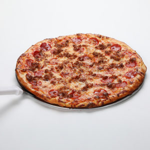 Pepperoni, Sausage & Extra Cheese